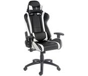 Gaming-Stuhl LC-GC-2 - schwarz/weiss