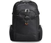Titan XXL Laptop Backpack - schwarz/orange