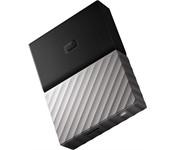 My Passport Ultra - 4TB - schwarz/grau